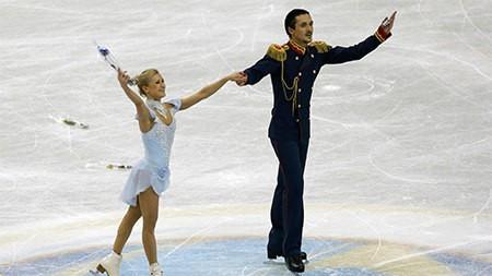 Record mondial la patinaj artistic