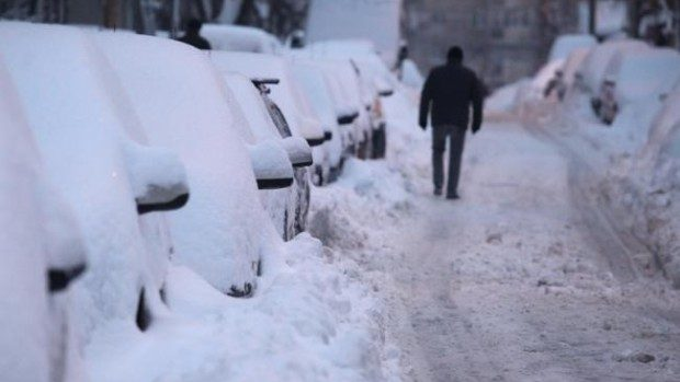 Toate cursele auto spre Bucureşti au fost anulate