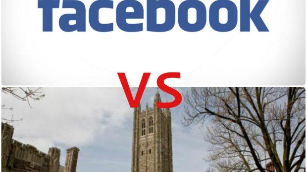 Duel prin studii: Facebook și Princeton ar trebui să dispară până în 2017