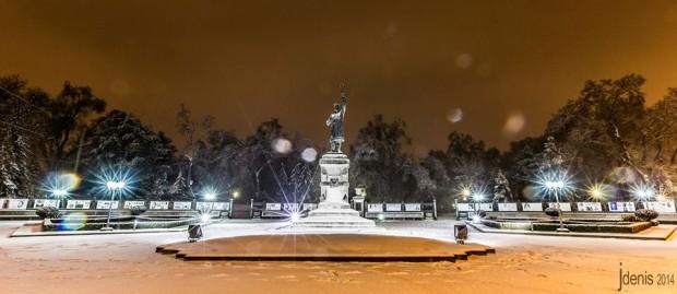 Ce poți face miercuri, 22 ianuarie, atunci când iarna a surprins Chișinăul