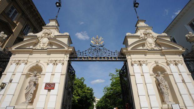 Burse Estice la Universitatea din Varșovia