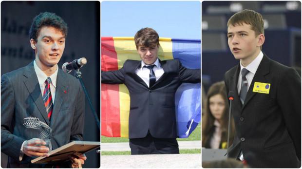 "Inițiatorii ""Academy of Manliness"": Vlad, Mihai și Vlad"
