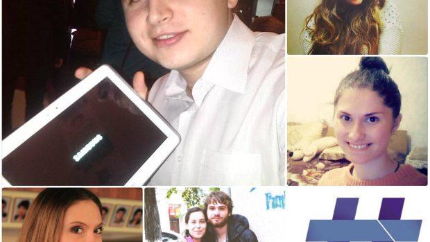 """Câștigătorii concursului #diez: """"Știri despre tine. 2013 spre 2014"""""""