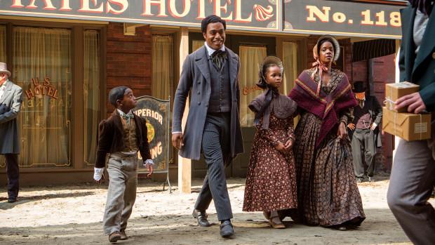 """""""12 Years a Slave"""" a luat marele premiu de la BAFTA"""