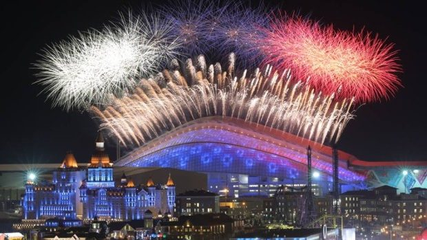 Urmărește ceremonia de deschidere a Jocurilor Olimpice de iarnă 2014