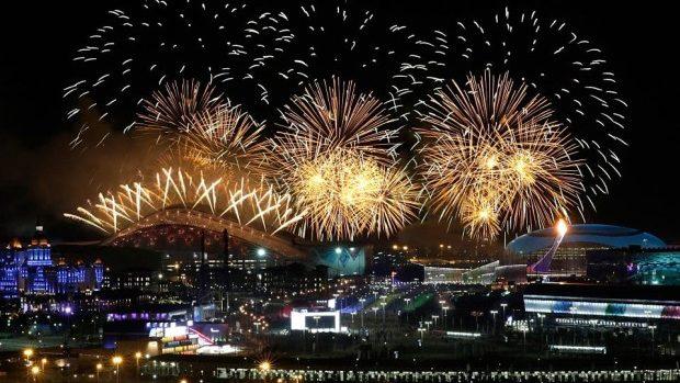 (video) Ceremonia de închidere a Jocurilor Olimpice de iarnă de la Soci