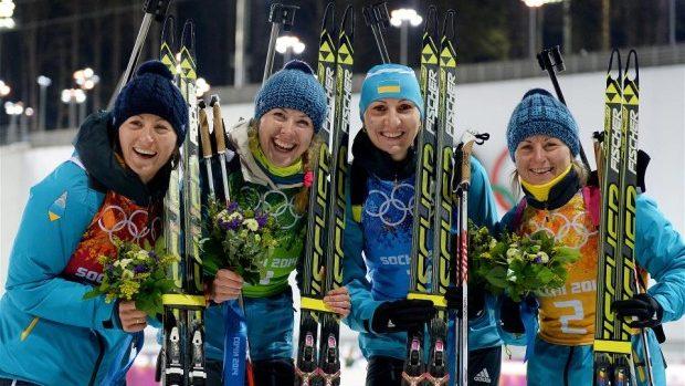 Primul aur pentru Ucraina la Jocurile Olimpice de iarnă de la Soci