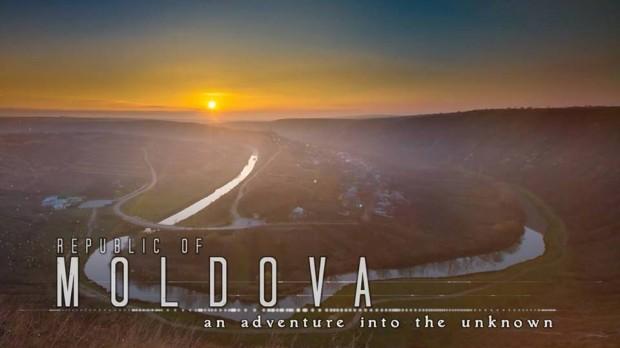 (video) A fost prezentat spotul video pentru promovarea Moldovei