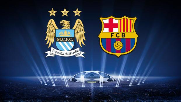 Optimile Champions League: Urmărește Manchester City – Barcelona în direct