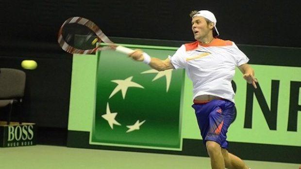 Cupa Davis: Moldova s-a impus la dublu în fața Egiptului