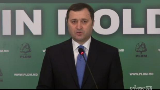 Vlad Filat: În Moldova există forțe politice care doresc dezbinarea societății