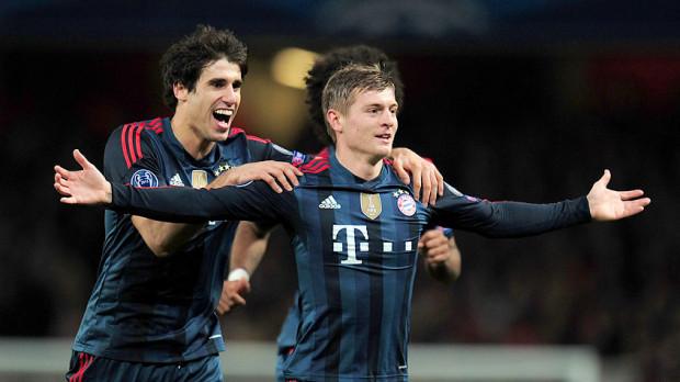 Rezultate Champions League 19.02.14: Arsenal 0 – 2 Bayern München