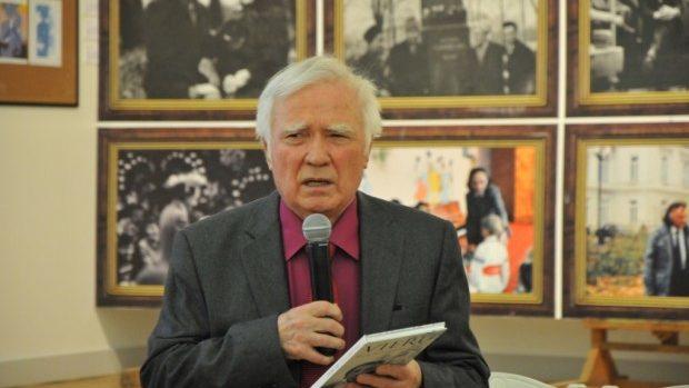 """A fost lansată cartea de poezii a lui Grigore Vieru """"Tu m-ai strigat, fiule?"""""""