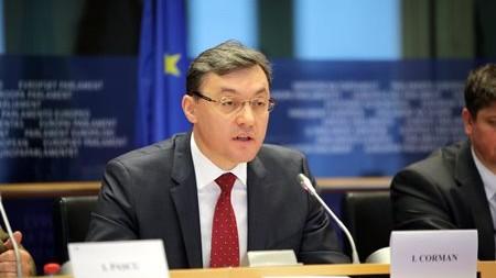 Igor Corman a solicitat europarlamentarilor susținerea  privind liberalizarea regimului de vize