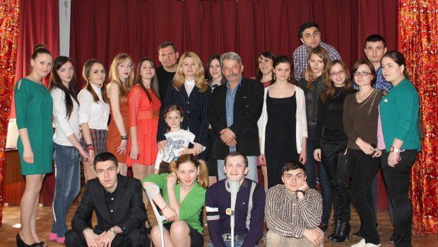 Marin Nistorică – Băiatul care visează comedii