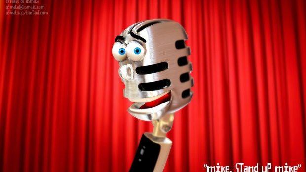 Se caută tineri cu umor pentru un concurs de Stand-Up Comedy