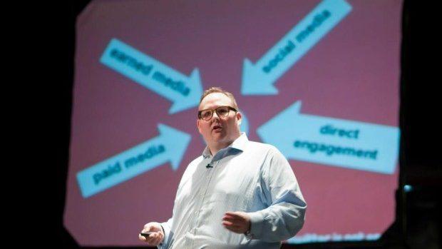 Chad Rogers, speakerul TEDxChisinau, va susține lecții publice în Moldova