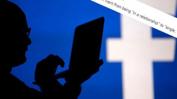 Când, cum și de ce se despart cuplurile pe Facebook