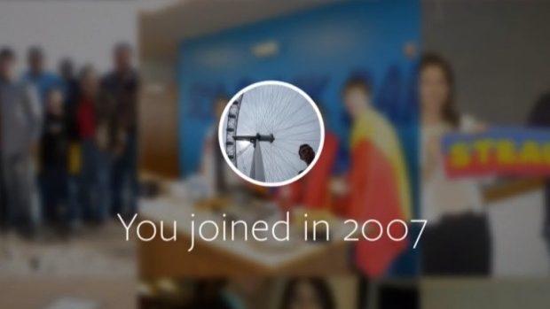 Facebook îți arată cele mai frumoase momente de când te-ai înregistrat