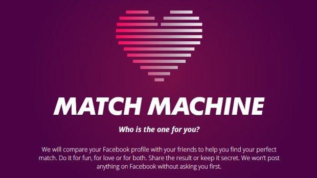 Găsiți-vă jumătatea potrivită cu ajutorul aplicației MTV Match Machine