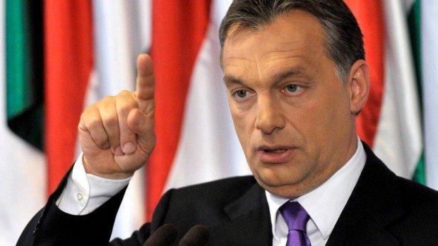 Premierul conservator ungar, Viktor Orban, şi-a lansat campania electorală
