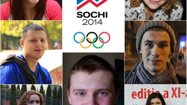 (vox) Ce cred tinerii de pe Facebook despre JO 2014 din Soci?