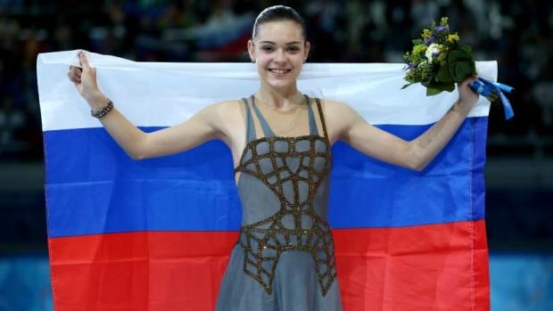 Un milion de oameni cer retragerea medaliei de aur câștigate de Adelina Sotnikova