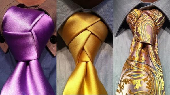 Cercetătorii suedezi au descoperit 177.147 moduri de a face un nod la cravată