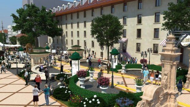 Dorin Chirtoacă vrea ca tot centrul Chișinăului să fie zonă pietonală