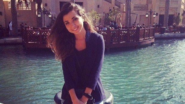 Elena Rață, tânără din Moldova, stewardesă în Emirate. Cum e să faci meserie la cea mai mare înălțime