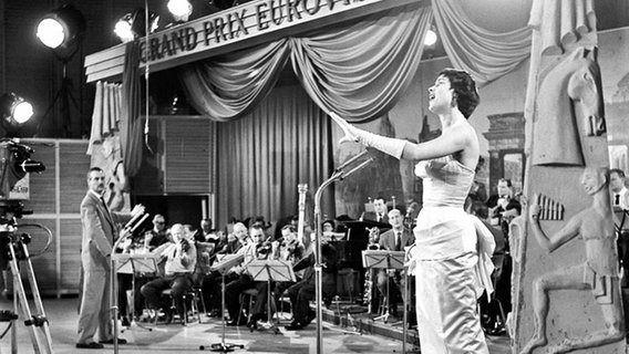 Eurovision, acum 57 de ani