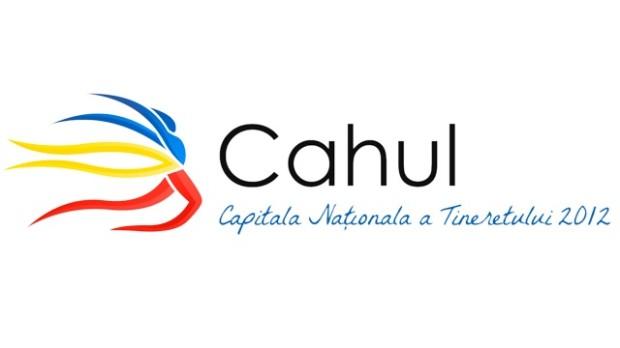 Logoul Capitalei Tineretului 2012 - Cahul