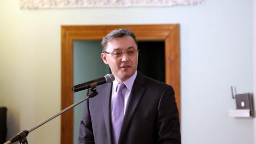 Igor Corman îndeamnă tinerii să sprijine integrarea Moldovei în UE