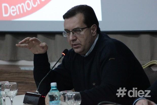 Marian Lupu, președintele PDM