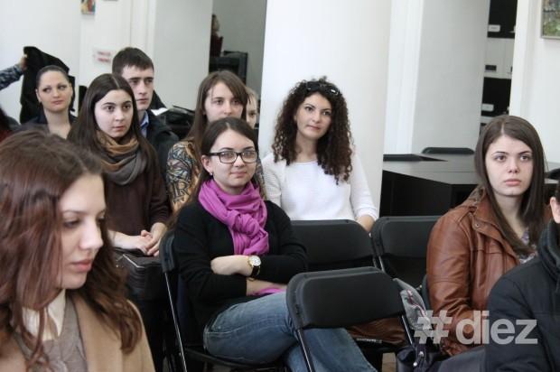 Elevii de liceu au discutat cu specialiști din diverse domenii
