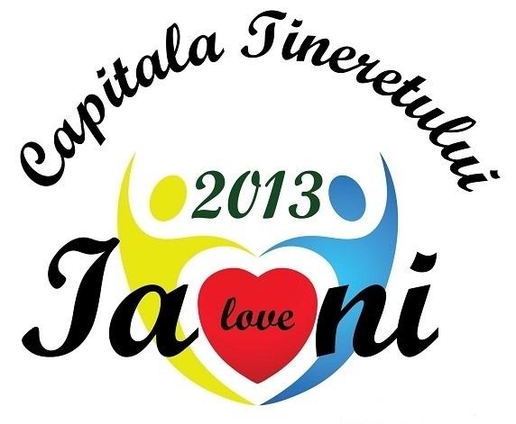 Logoul Capitalei Tineretului 2013 - Ialoveni
