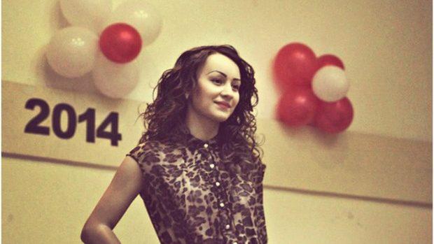 Cunoașteți-o pe Carolina Duca – Miss Gaudeamus 2014