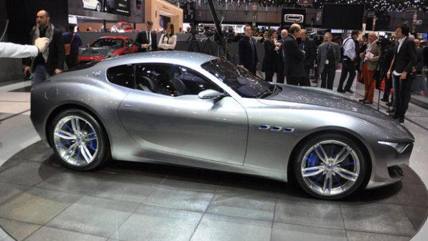 Din păcate, la salonul auto de la Geneva 2014 nu au fost prezentate mașini de lux