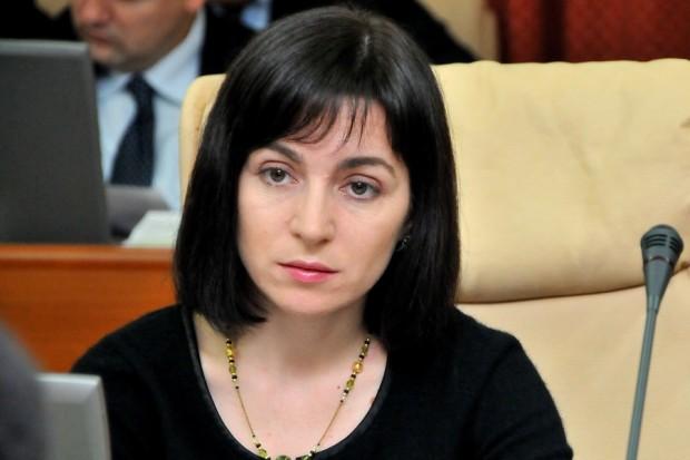Maia Sandu, PC: actualitati.md