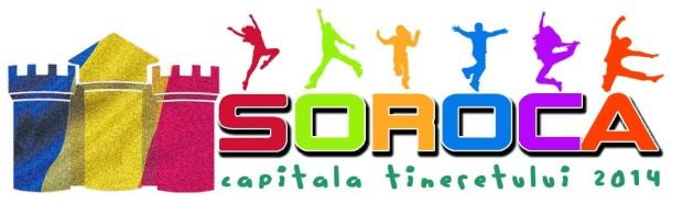 Logoul campaniei Soroca - Capitala Tineretului 2014