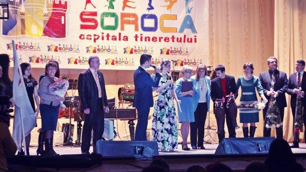 """A fost lansat proiectul """"Soroca – Capitala Tineretului 2014"""""""