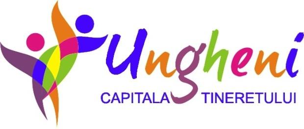 Logoul Capitalei Tineretului 2011 - Ungheni