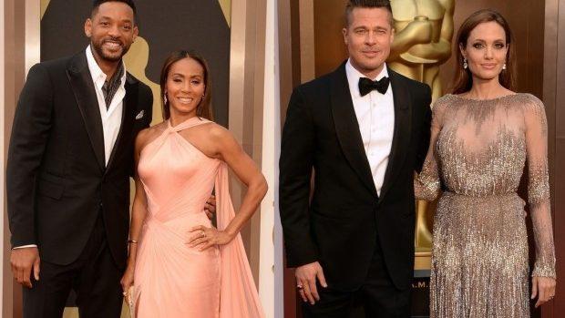 (foto) Oscar 2014: Cele mai frumoase cupluri de pe covorul roşu