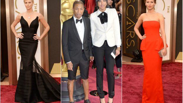 (foto) Cele mai rele ținute de la premiile Oscar 2014