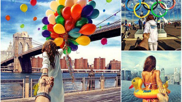 """(foto) Cine stă în spatele proiectului romantic """"Follow Me"""" care a cucerit lumea"""