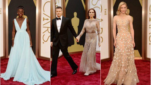 (foto) Cele mai bune ținute de la premiile Oscar 2014