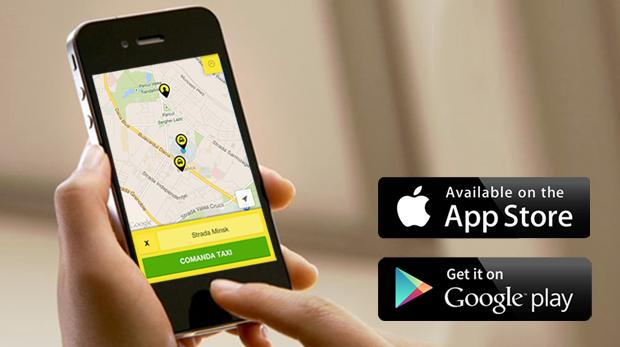 Aplicația o puteți găsi pe App Store și Google Play
