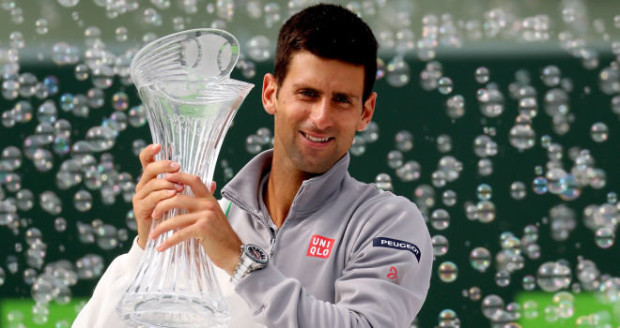 Novak Djokovic a câștigat finala Sony Open Tennis 2014 de la Miami