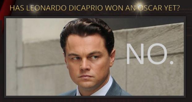 Filmele cu care Leonardo DiCaprio a fost nominalizat și nu a câștigat Oscarul