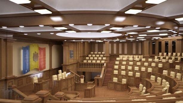 Parlamentarii au votat o declaraţie cu referire la situaţia din Ucraina
